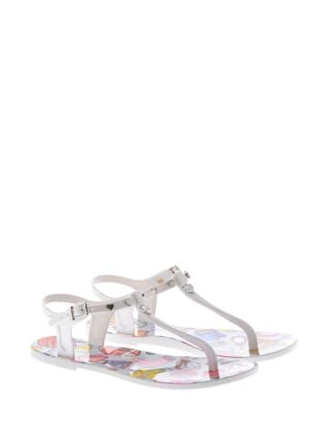 Love Moschino Love Moschino Sandalen  in weiß
