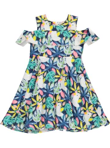 Topo Sukienka ze wzorem