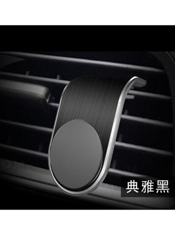 WHIPEARL Uchwyt samochodowy w kolorze czarnym na smartfona