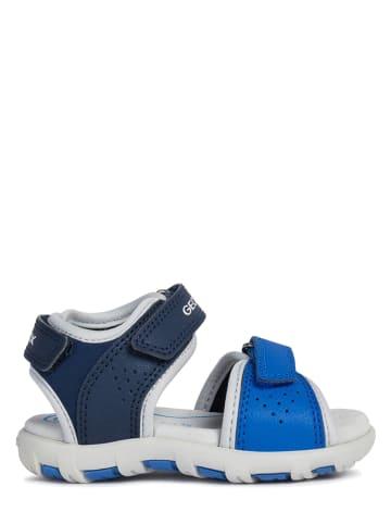"Geox Sandalen ""Pianeta"" donkerblauw/blauw"