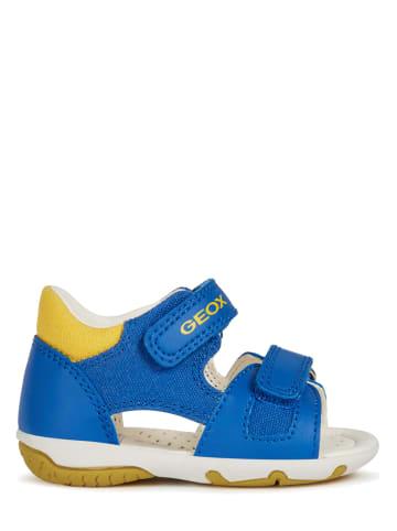 """Geox Sandalen """"Elba"""" blauw"""