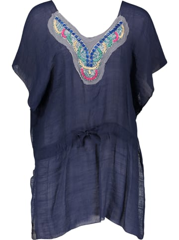 All For Summer Tuniek donkerblauw