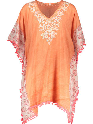 Kiss & Love Tuniek oranje