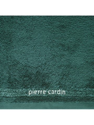 """Pierre Cardin Ręcznik """"Tom"""" w kolorze ciemnozielonym"""