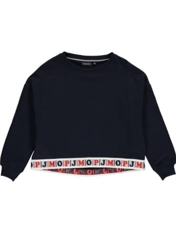 Marc O'Polo Junior Sweatshirt donkerblauw
