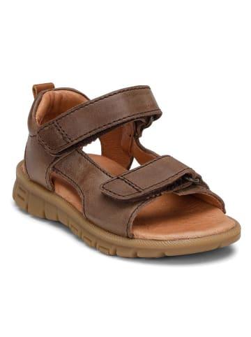 """Bundgaard Leren sandalen """"Julius"""" bruin"""