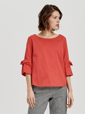 """OPUS Bluse """"Flogo"""" in Rot"""