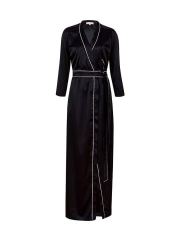 MARLU Sukienka w kolorze czarno-białym