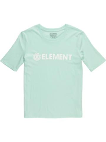 """Element Shirt """"Element"""" turquoise"""