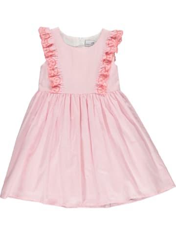 Eisend Kleid in Neonkoralle