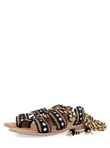 Gioseppo Sandalen zwart