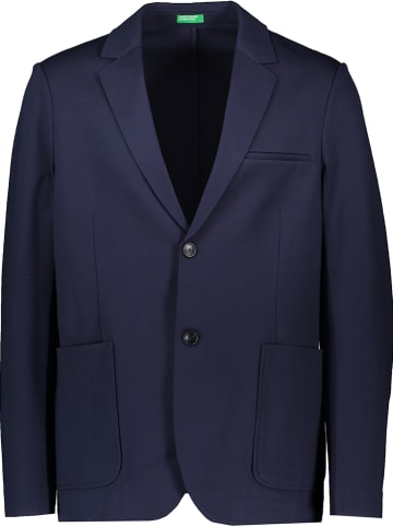 Benetton Colbert donkerblauw