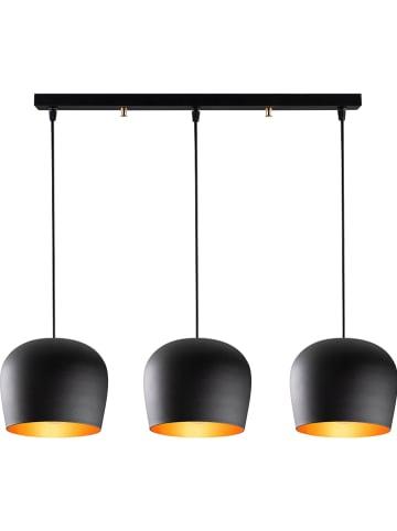 """Mioli Lampa wisząca """"Berceste"""" w kolorze czarnym - 74 x 22 cm"""