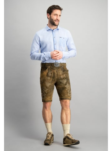 "Stockerpoint Trachtenhemd ""Rio"" in Hellblau"
