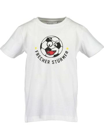 Blue Seven Shirt in Weiß