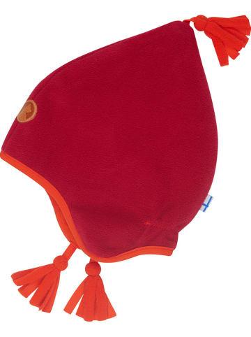 "Finkid Mütze ""Pipo"" in Rot"