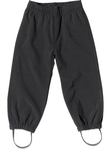 """HULABALU Spodnie softshellowe """"Spritz"""" w kolorze czarnym"""