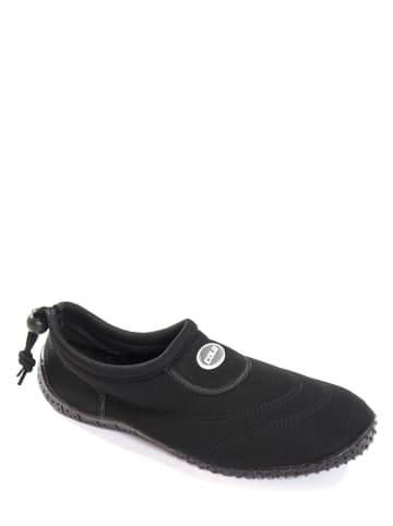 HULABALU Buty kąpielowe w kolorze czarnym