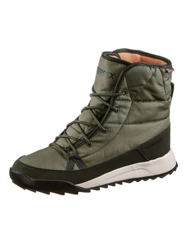 """Adidas Performance Winterstiefel """"Choleah Padd"""" in Oliv"""