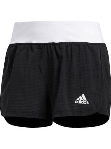 Adidas Trainingsshorts in Schwarz