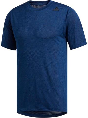 """Adidas Koszulka sportowa """"Performance TEC"""" w kolorze niebieskim"""