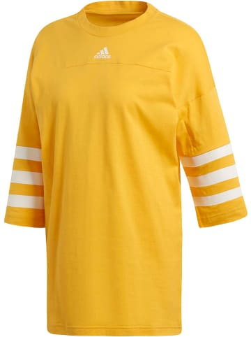 """Adidas Shirt """"Performance ID"""" in Gelb"""
