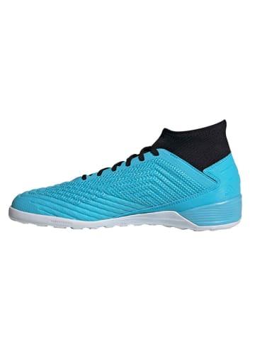 "Adidas Indoor voetbalschoenen ""Predator 19.3 IN"" lichtblauw"