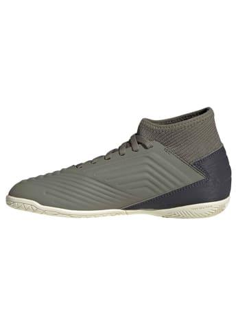 """Adidas Performance Indoor voetbalschoenen """"Predator 19.3 IN J"""" grijs"""