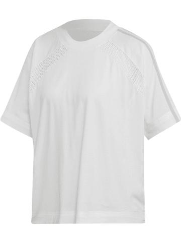 """Adidas Shirt """"ZNE"""" in Weiß"""