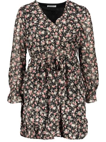 My Summer Closet Kleid in Schwarz/ Bunt