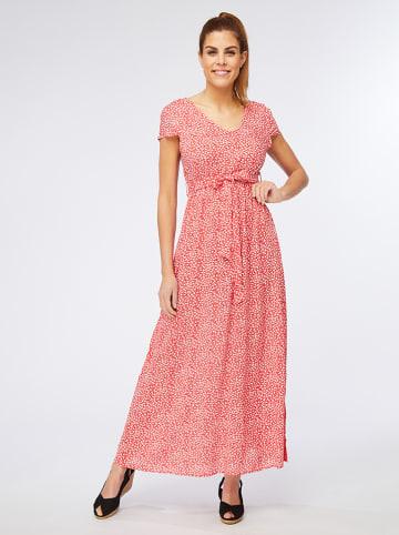 Ella Paris Sukienka w kolorze czerwono-białym