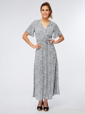 My Summer Closet Sukienka w kolorze niebiesko-białym