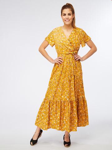 My Summer Closet Kleid in Gelb/ Bunt