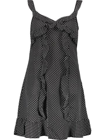 My Summer Closet Sukienka w kolorze czarno-białym