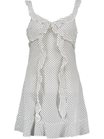 Ella Paris Sukienka w kolorze biało-czarnym