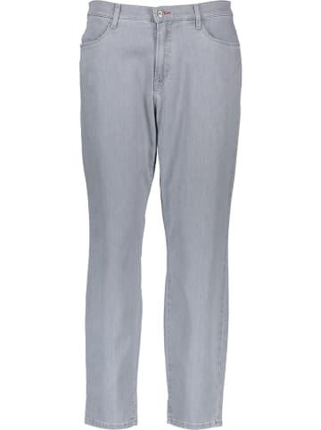 """BRAX Spijkerbroek """"Carola S"""" - comfort fit - grijs"""