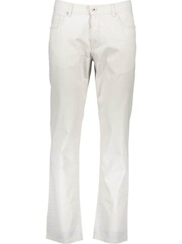 """BRAX Spodnie """"Cadiz C"""" w kolorze białym"""