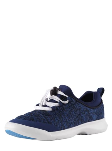 "Reima Sneakersy ""Shore"" w kolorze niebieskim"