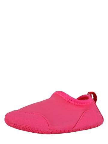 """Reima Buty kąpielowe """"Tweister"""" w kolorze różowym"""