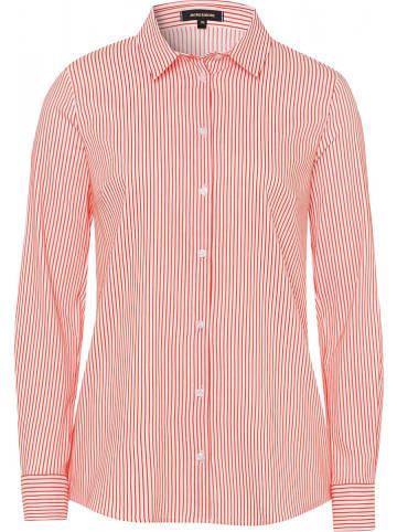 More & More Bluzka w kolorze czerwono-białym