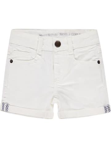 Marc O'Polo Junior Shorts in Weiß