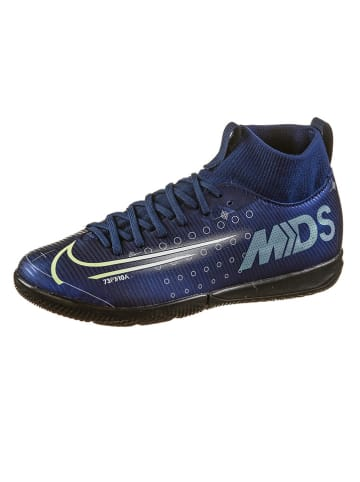 "Nike Zaalvoetbalschoenen ""Mercurial Superfly"" donkerblauw"