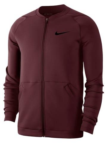 """Nike Trainingsjacke """"Pro"""" in Braun"""