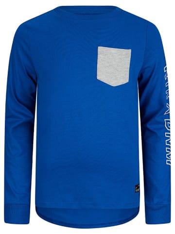 """Retour Koszulka """"Rex"""" w kolorze niebieskim"""