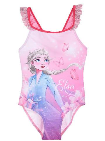 """Disney Frozen Strój kąpielowy """"Frozen"""" w kolorze jasnoróżowym"""