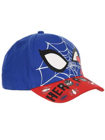 "Spiderman Pet ""Spiderman"" blauw/rood"