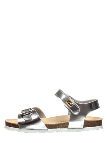 TREVIRGOLAZERO Sandały w kolorze srebrnym