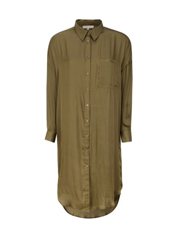 Soft Rebels Sukienka w kolorze khaki