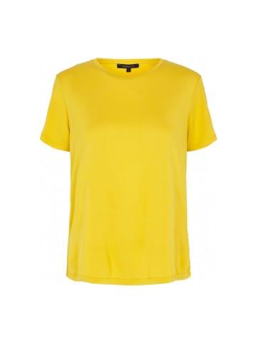 Soft Rebels T-shirt w kolorze żółtym