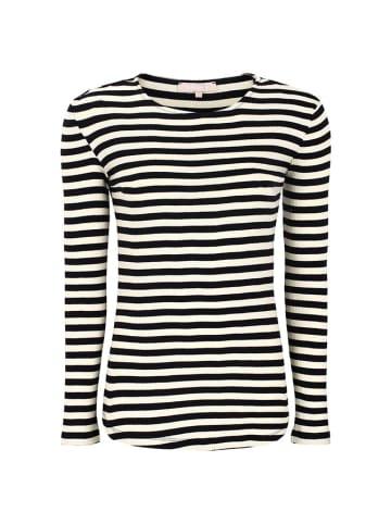 Soft Rebels Koszulka w kolorze czarno-białym